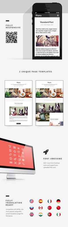 Blogary Paid Centent Blog #Magazine #Wordpress Theme