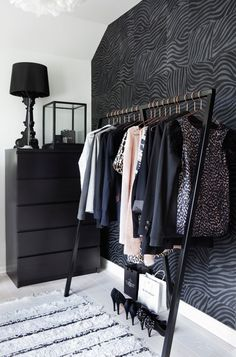 10 Gorgeous Open Closet Ideas For Advanced Home Modegeschäft Design, House Design, Closet Bedroom, Home Decor Bedroom, Beauty Room, Home Living, Luxurious Bedrooms, New Room, Room Inspiration