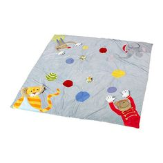 Super cute ikea playmat - might be a good Christmas gift for niece. $29.99