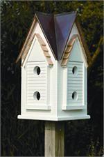 Heartwood Birdhouses I The Cottage Yard