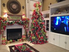 """Mantel.........Check!, I am not going to lie......It took me 2 days to get this together and 4 hot flashes! LOL! Anyway, I am trying to get it """"together"""" before the grandbabies get here for Thanksgiving., Holidays Design"""