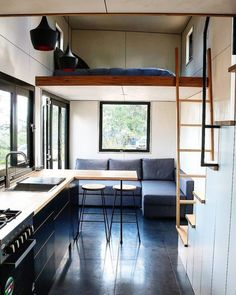 Sowelo Tiny House in Australia 007