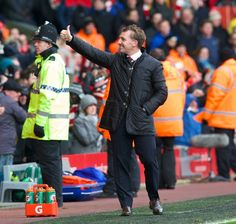 Brendan Rodgers still waiting on new Liverpool contract #LFC