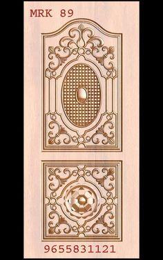 Door Gate Design, Wooden Door Design, Door Design Interior, Wooden Doors, Rustic Outdoor Sofas, Two Panel Doors, Glass Wardrobe, Wood Carving Designs, Diy Cnc