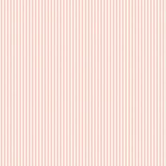 Canvas Corp - Pink and Ivory Collection - 12 x 12 Paper - Ribbon Stripe