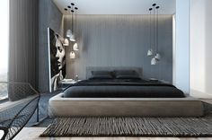 bedroom 4 on Behance