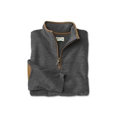 Simoom Tweed Quarter-Zip Sweatshirt ($47) ❤ liked on Polyvore featuring tops, hoodies, sweatshirts, jackets, sweaters, outerwear, sweat shirts, sweater pullover, sweatshirts hoodies and zip pullover sweatshirt