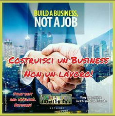 Un Business ti potrebbe portare alla libertà!😇 Tutto in questo nostro video:  🌟🌟 https://youtu.be/F5MJYGeymy0 🌟🌟 ------------------------------------------ FOR NOT ITALIAN: http://www.mytips4life.info/presentation/2Bz_dO   Tony Locorriere 🔝 https://drsharingfree.blogspot.it/ Tel. 3472562497 - Skype tonyloco69