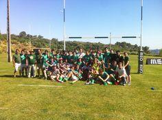 Parabéns aos Sub 18 dos Cascais Rugby, que acabaram de ganhar a Taça devProtugal, no escalão de Sub 18.  SEMPRE A CRESCER, VIVA O CASCAIS.