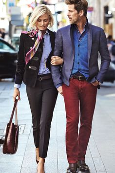 Burgundy Pants Outfit, Burgundy Chinos, Sports Jacket, Well Dressed, Style Guides, Menswear, Men Casual, Mens Fashion, Outfits