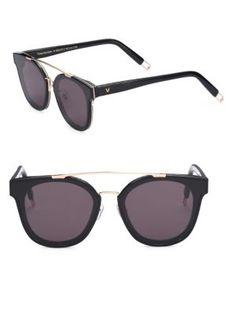 46a5f362a0da Gentle Monster - Tilda Swinton X Gentle Monster Newtonic Rounded Square  Sunglasses