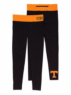 University of Tennessee Yoga Legging