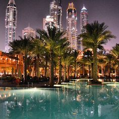 The Royal Mirage in Dubai