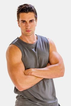 25% off on Comfy Crew Neck Tank Tee for Men from Alanic Activewear