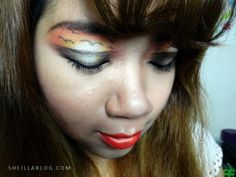 paint my eyes