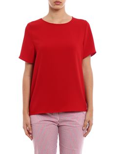 Tolle bluse rot