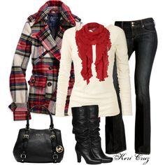 """Holiday Shopping"" by keri-cruz on Polyvore"