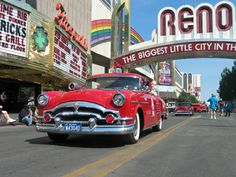 Hot August Nights, the classic car-themed event that makes for a rockin' good time in Reno-Sparks!