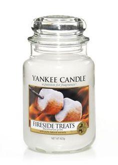 Show details for Fireside Treats large jar (large / grande)