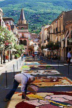 Castebuono, Sicily, Italy