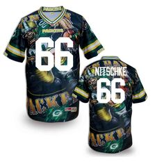 343e6a55e Green Bay Packers Elite Fashion Printing 66 Nitschke Jersey 09 Green Bay  Packers Jerseys, Aaron
