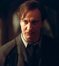 Professor Remus Lupin is played by actor David Thewlis in the Harry Potter series.