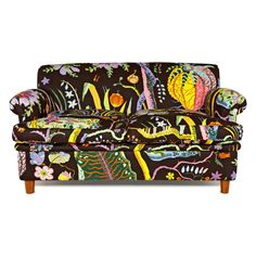 Sofa by Josef Frank, architect and designer / Architectural Digest (=)