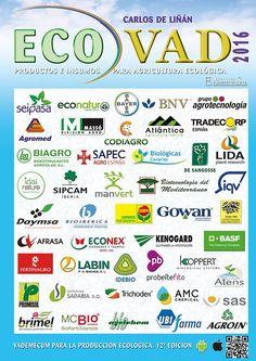 EcoVad 2016 : productos e insumos para agricultura ecológica / Carlos de Liñán