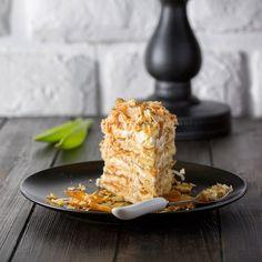 """Anybenyraba: торт """"Наполеон"""" классический"""