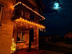fot. wujczykmarcin #christmas #night #moon