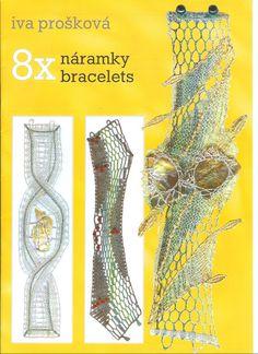 Bobbin lace bracelets