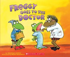 Self Help 5 - This book is about Froggy who is nervous to go the the doctor for his check-up because he is nervous that he might get a shot. This book is good for students in preschool through grade 4.
