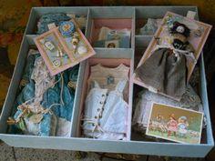 ~~~ Marvelous French BeBe Presentation Box ~~~