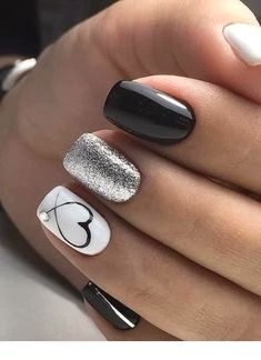 # for # gel nails # ideas # amazing 47 amazing gel nail art ideas 2019 47 amazing . - Nail ideas - Derek # for # gel nails # ideas # amazing 47 amazing gel nail art ideas 2019 47 amazing . Cute Acrylic Nails, Cute Nails, Pretty Nails, My Nails, How To Gel Nails, Basic Nails, Sophisticated Nails, Stylish Nails, Classy Nails