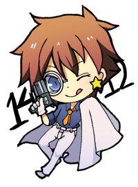 Detective Conan- Kaito Kid Chibi