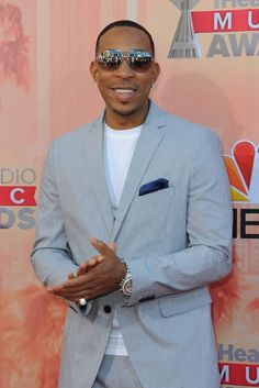 Pin for Later: Hot Music Stars Hit the Red Carpet at the iHeartRadio Awards Ludacris