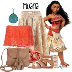 Designer Clothes, Shoes & Bags for Women Disney Character Outfits, Disney Princess Outfits, Character Inspired Outfits, Disney Bound Outfits, Disney Dresses, Other Outfits, Cool Outfits, Summer Outfits, Fashion Outfits