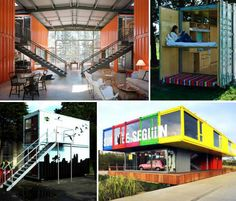 Shipping Container Projects Main