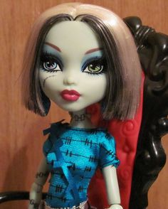 Monster High Fashions Pack Frankie Stein | Flickr - Photo Sharing!