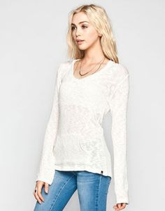 VOLCOM Go To Womens Sweater | Tilly's