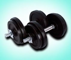 One Pair of 40lbs Cast Iron Adjustable Dumbbells http://adjustabledumbbell.info/product/one-pair-of-40lbs-cast-iron-adjustable-dumbbells/
