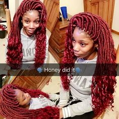 hair style weaving repost exotic brii cherry colas by me so dm 5259
