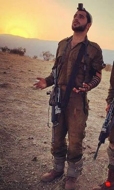 G-d bless the IDF!