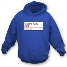 Grenoble Road Hooded Sweatshirt Oxford United -- You can find out more details at the link of the image. (This is an affiliate link) Leeds Road, Tranmere Rovers, Carlisle United, Oxford United, Bolton Wanderers, Huddersfield Town, Hooded Sweatshirts, Hoodies, United Way