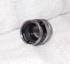 Kern-Paillard Switar 25mm f1.4 C-Mount Lens *Nice*