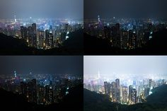 How to shoot and process cityscapes
