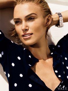 Keira Knightley – Vogue