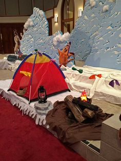 For more Everest VBS ideas, visit gahangirls.blogspot.com