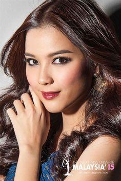 #GloriaTneh  - Gloria Tneh Contestant Miss Universe Malaysia 2015 Photo Gallery