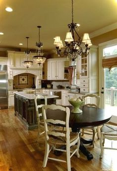 Adorable 44 Small Kitchen Ideas French Country Style https://roomaniac.com/44-small-kitchen-ideas-french-country-style/